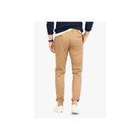J.Crew Slim Fit Stretch Chinos, River Brown