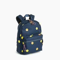 Jcrew Kids emoji-print mini backpack