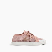 Jcrew Girls Tretorn tournament mesh sneakers