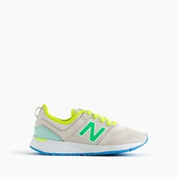 Jcrew Kids New Balance for crewcuts 24/7 sneakers with no-tie laces