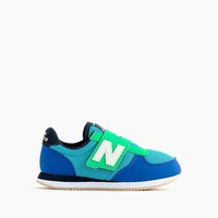 Jcrew Kids New Balance for crewcuts 220 Velcro sneakers