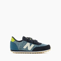 Jcrew Kids New Balance for crewcuts glow-in-the-dark 410 sneakers