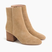 Jcrew Sadie ankle boots in suede