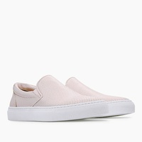 Jcrew GREATS Wooster perforated slip-on sneakers