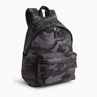 Jcrew Eastpak Padded Pakr backpack in constructed camouflage