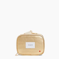 Jcrew Kids STATE Bags Ryder metallic snack pack