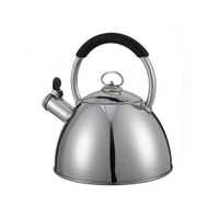 John Lewis & Partners Contemporary Stovetop Kettle, Stainless Steel
