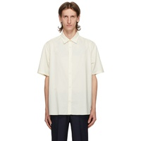 Off-White Casual Short Sleeve Shirt