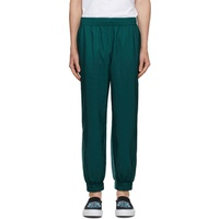 Blue Technical Track Pants