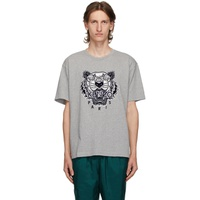 Grey Tiger Skate T-Shirt