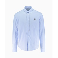 Kenzo - Small Tiger Oxford Shirt - Sky