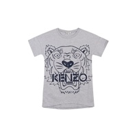 KENZO Tiger Graphic T-Shirt Dress