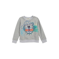 KENZO Wax Embroidered Tiger Sweatshirt