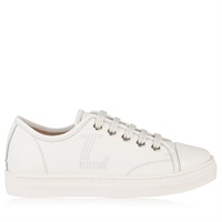 LANVIN Children Boys Embroidered Trainers