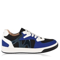 LANVIN Junior Boys Squiggle Trainers