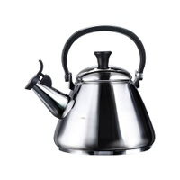 Le Creuset Stainless Steel Kone Kettle, 1.6L