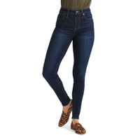 MADEWELL Curvy High Rise Skinny Jeans