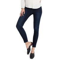 MADEWELL Maternity Side-Panel Skinny Jeans Adjustable Tencel Lyocell Edition