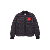 MONCLER Motu Quilted Down Bomber Jacket