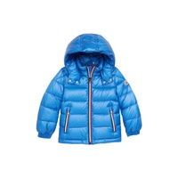 MONCLER Gastonet Hooded Water Resistant Down Jacket