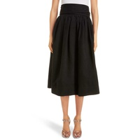 MARC JACOBS High Waist Denim Skirt