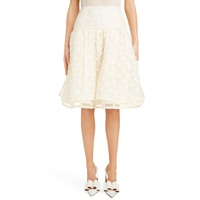 MARC JACOBS Polka Dot A-Line Skirt