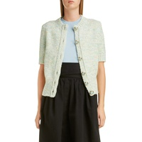 MARC JACOBS Tweed Cardigan