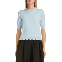 MARC JACOBS Scalloped Sweater