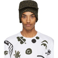 Green Camo Workwear Cap