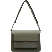 Green Medium Trunk Bag