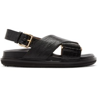Black Snake Fussbett Sandals