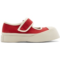 Red Pablo Sneakers