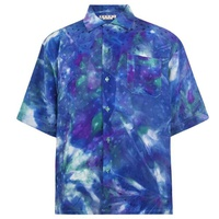 Tie Dye Short Sleeve Shirt