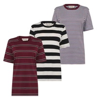Stripe Logo T Shirt