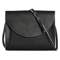 MARNI Law Leather Pochette Crossbody Bag