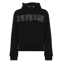 Logo Over The Head Hoodie