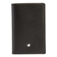 MONTBLANC Meisterstueck Leather Card Case