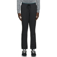 Black R.W.T. Travel Lounge Pants