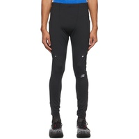 Black Impact Run Tights