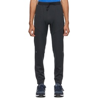 Black Q Speed Run Lounge Pants