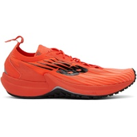 Red & Black FuelCell Speedrift Sneakers