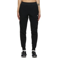 Black Pocket Lounge Pants