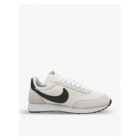 NIKE Air Tailwind 79 suede and mesh trainers