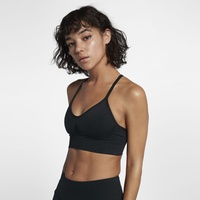 Nike Seamless Womens Light Support Sports Bra