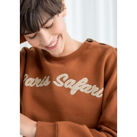& OTHER STORIES Paris Safari Pullover