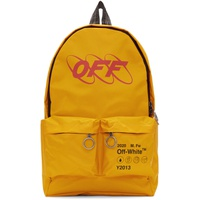 Yellow Industrial Backpack