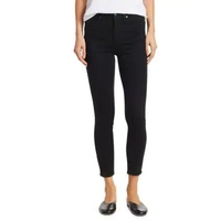Paige Jeans Margot High-Rise Cropped Ultra Skinny Jeans