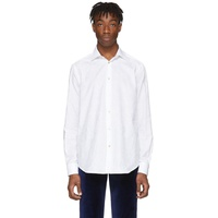 White Jacquard Goliath Shirt