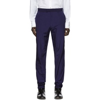 Navy Ripstop Trousers