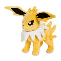 Pokemon Cards Jolteon Poke Plush, Yellow